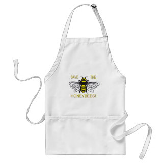 Save The Honeybees! Standard Apron