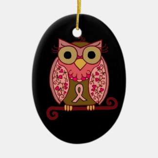 Save The Hooters Owl Christmas Ornament