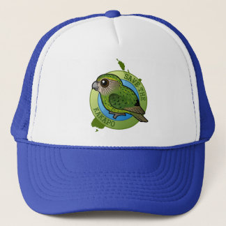 Save the Kakapo Trucker Hat