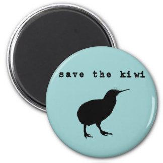 Save the Kiwi Magnet