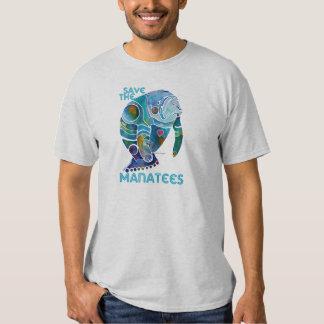 Save The Manatee Shirts