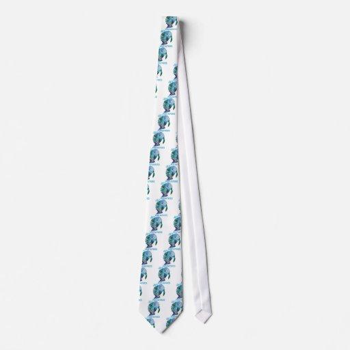 Save The Manatee Tie