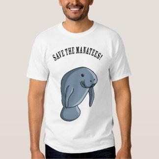 Save the Manatees! Shirts