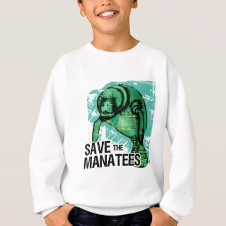 Save the Manatees Sweatshirt