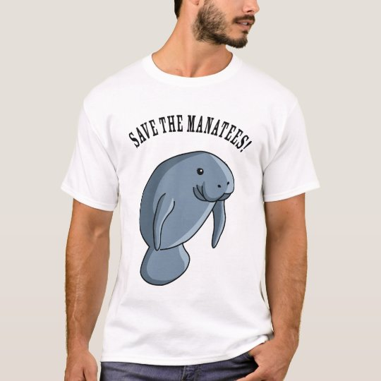 Save the Manatees! T-Shirt