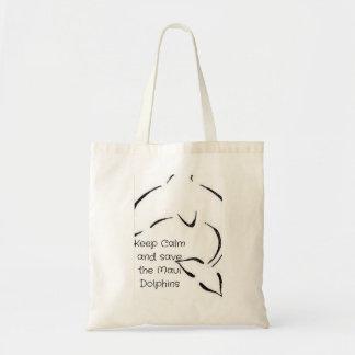 Save the Maui Dolphin Bag