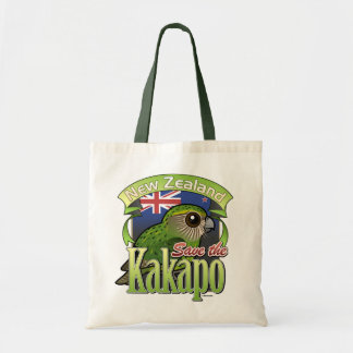 Save the New Zealand Kakapo