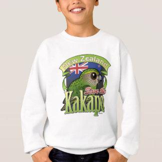 Save the New Zealand Kakapo Sweatshirt