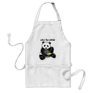 save the Panda Standard Apron