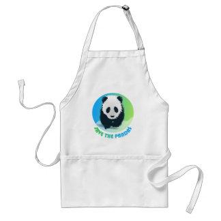 Save the Pandas Apron