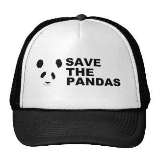 Save The Pandas Cap