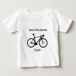 Save the planet and cycle tees
