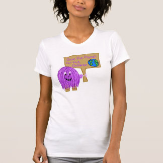 save the planet for the children tshirts