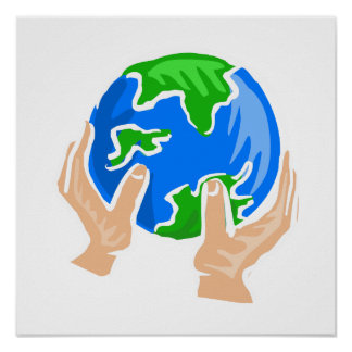 Save the Planet Print