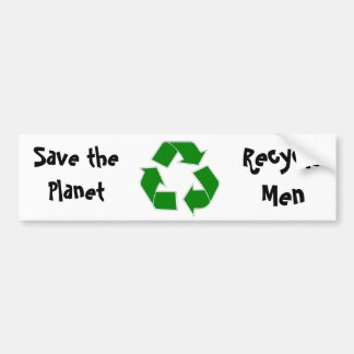 Save the Planet Sticker Bumper Stickers