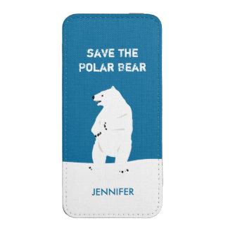 Save the Polar Bear - I Love Polar Bears