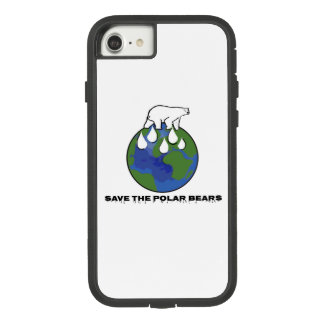 Save the Polar Bears Case-Mate Tough Extreme iPhone 8/7 Case