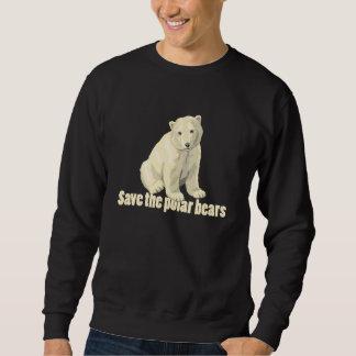 Save the Polar Bears Sweatshirt