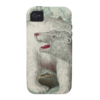 Save the Polar Bears! Vibe iPhone 4 Cover