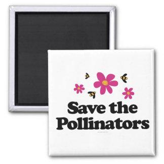 Save the Pollinators Magnet