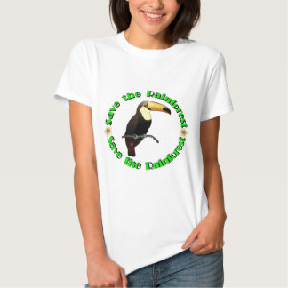 Save the Rainforest T Shirts