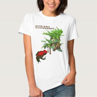 Save the Rainforest Tee Shirt