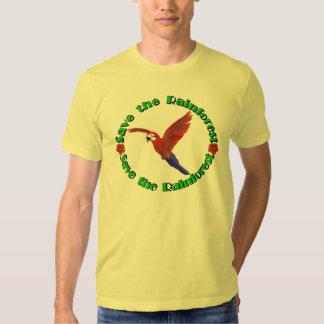 Save the Rainforest Tee Shirts