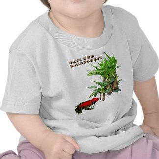 Save the Rainforest T Shirts