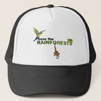 Save the Rainforests Trucker Hat