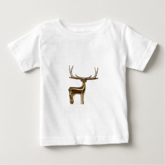 Save the Reindeer Baby T-Shirt