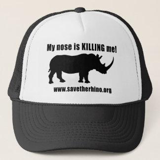 Save the Rhino Trucker Hat