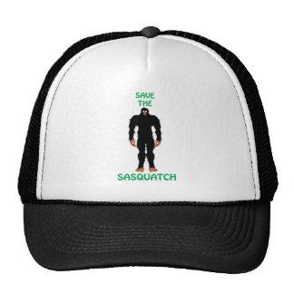 SAVE THE SASQUATCH HATS