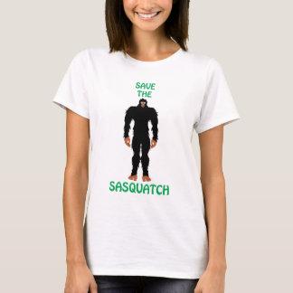 SAVE THE SASQUATCH T-Shirt