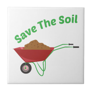 Save The Soil Tiles