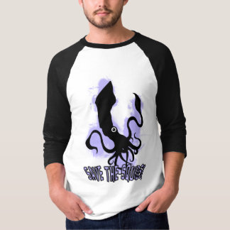 Save The Squids! T-Shirt