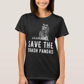 Save the trash pandas T-Shirt
