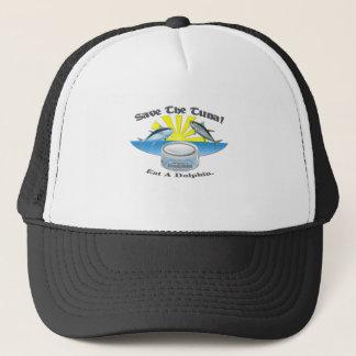 Save The Tuna! Trucker Hat