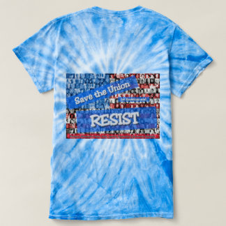 Save the Union and Resist T-Shirt