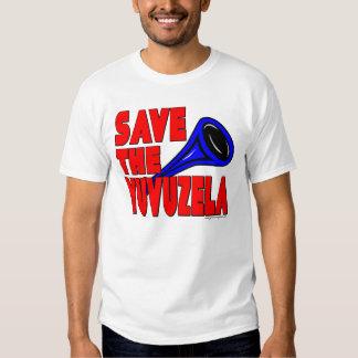 Save The Vuvuzela Tshirt
