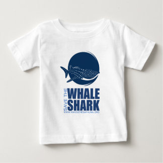Save the Whale Shark Gear from MMF Baby T-Shirt