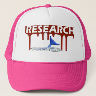 Save the Whales Hat Cap Bloody Research