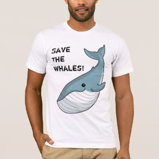 Save The Whales! T-Shirt