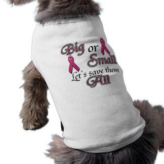 Save Them All Sleeveless Dog Shirt