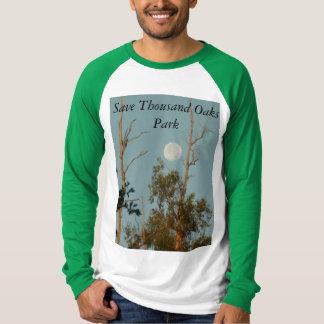 Save Thousand Oaks park--hawks need homes too! T-Shirt