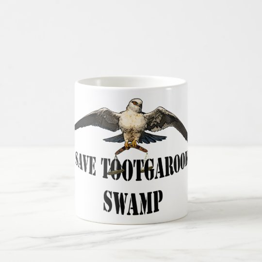 Save Tootgarook Swamp Mug