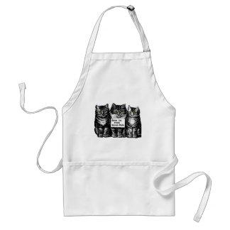 save us from sarah standard apron