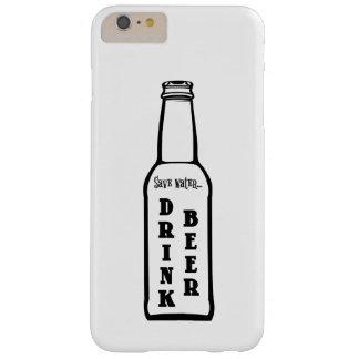 Save Water Drink Beer Apple iPhone Case