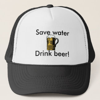 Save water, Drink beer! hat