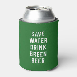 Save Water Drink Green Beer | St Patrick's Day