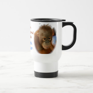 Save wildlife ~ Save orangutans Coffee Mugs